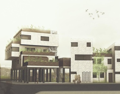 Architecture - Collective Housing