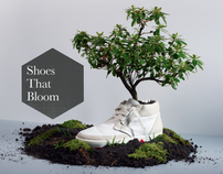 OAT SHOES  -  Worlds first biodegradable sneaker
