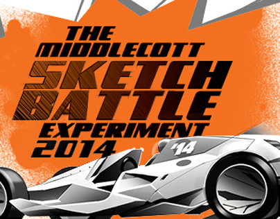 Middlecott Sketchbattle Experiment
