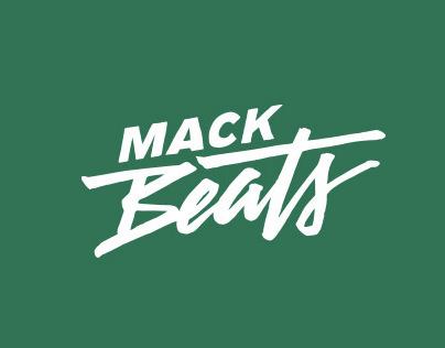 Mack Beats logo