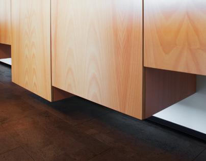 Amorim Cork Composites / Dinning Room