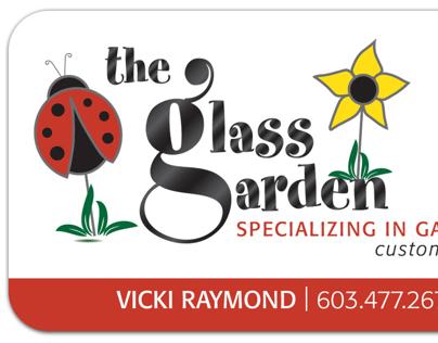 The Glass Garden Business Cards