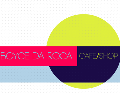 Boyce Da Roca business card