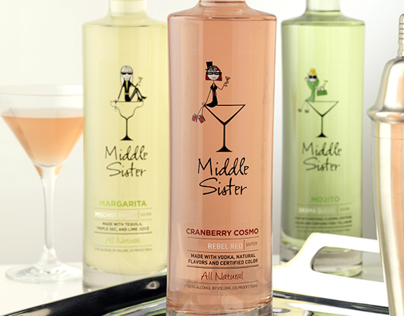 Middle Sister Cocktails
