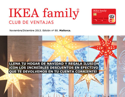 Revista Ikea Family