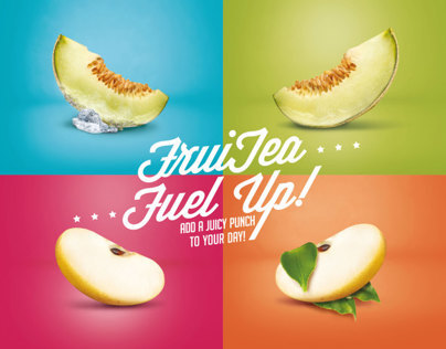Chatime | Fruit Series Posters