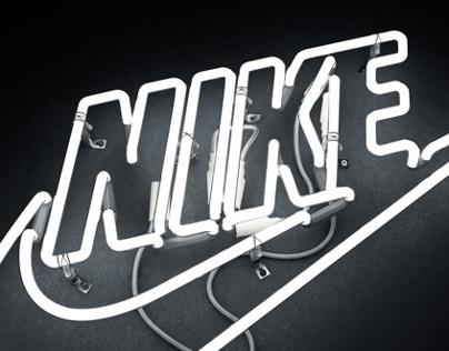 Nike 3D Neon