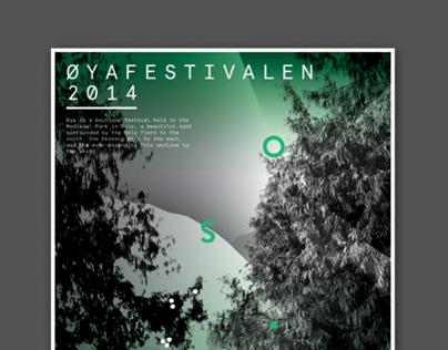 Øyafestivalen Identity