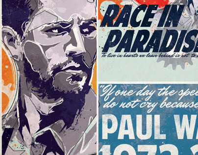 RACE IN PARADISE :Paul Walker Tribute