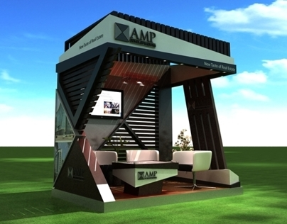 AMP DEVELOPMENTS Booth 2011