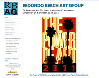 Redondo Beach Art Group (Website)