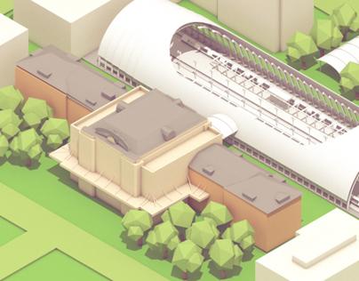 Architect Magazine Denver Union Station - May 2013