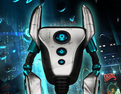 Robotron- 3D Modeling