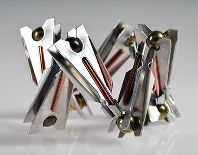 RISD_METAL_I // Aluminum-Project