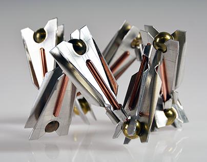 RISD_METAL_I // Aluminum-Project