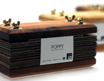ReMade: Poppy Nature Press
