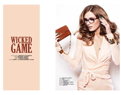 Wicked Game-IN Magazine FW13