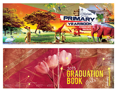 Graduation Books Cover Designs