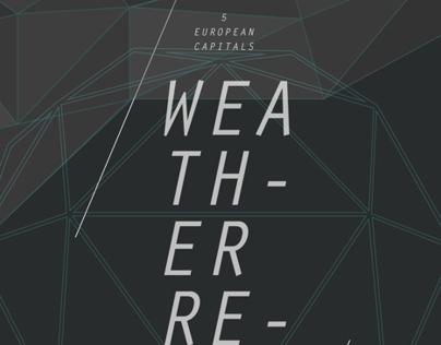 Info-graphics - The Weather Report