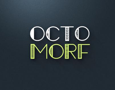 Octomorf Display Font