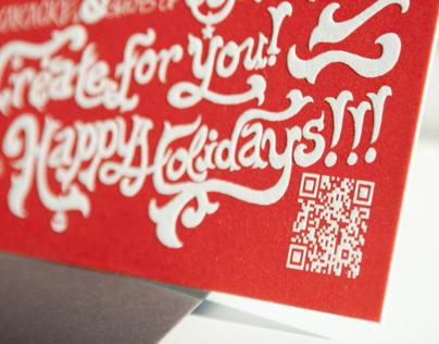 Twenty13 MCG Holiday Card & Video