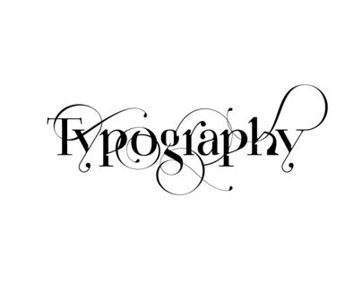 Custom Typography Collection by Moshik Nadav Typography