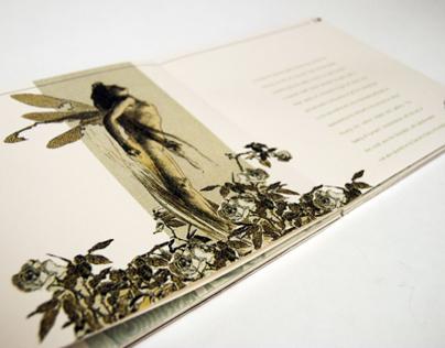 Science Inspires Art Nouveau Chap Book