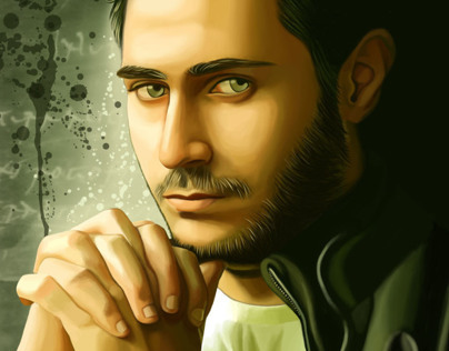 Digital Painting .. Mohamed M ..