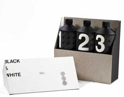 B/W Darkroom Chemical Kit