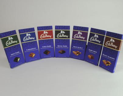 Cadbury Redesign
