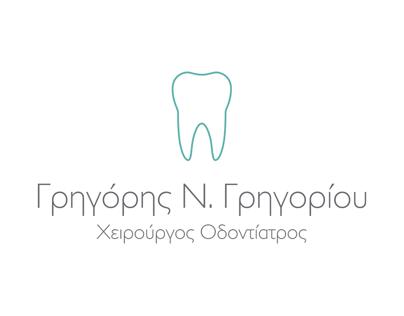 grigoris grigoriou surgeon dentist | identity