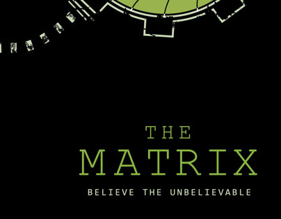 Fan Art Poster for THE MATRIX