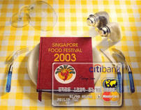 "Citibank ""Singapore Food Festival"""