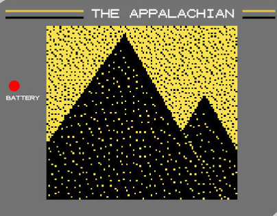 The Appalachian - Game Boy logo
