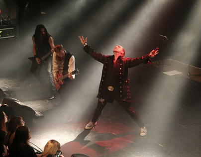 Therion - Les Docks Lausanne