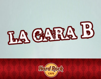 Campaign for Hard Rock Cafe by Cristina Coll & Sandra