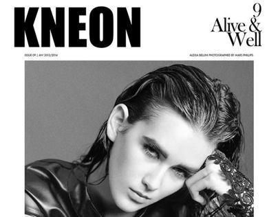 KNEON MAGAZINE ISSUE #9