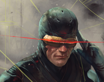 DANGER ROOM: CYCLOPS