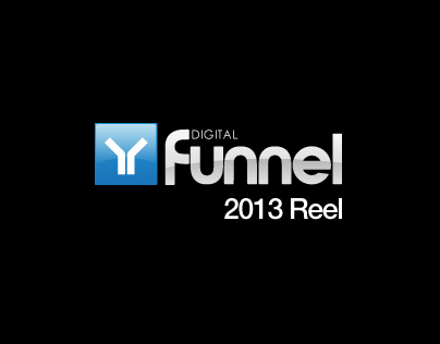 Digital Funnel 2013 Showreel
