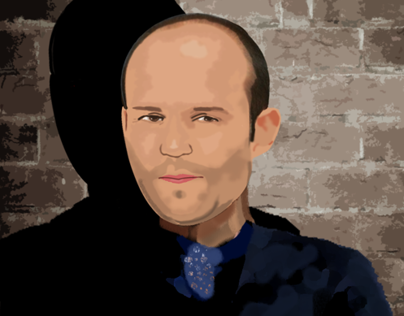 Drawing  jason statham