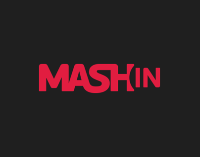 Mashin - Logotype & Visual Identity Design