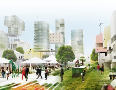 ROUEN ON THE MOVE, EUROPAN 12 2nd PRIZE!!
