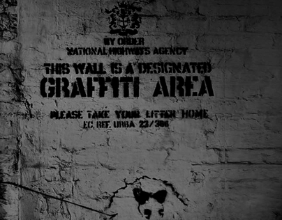 BANKSY : THE ART OF GRAFFITI