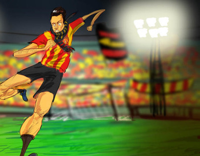 Dirty Game L'Esperance Fans Rage