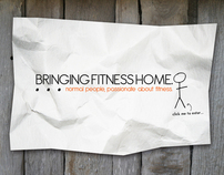 'Bringing Fitness Home' Project
