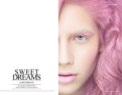 Sweet Dream for Institute Magazine