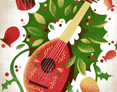 Holiday Illustrations