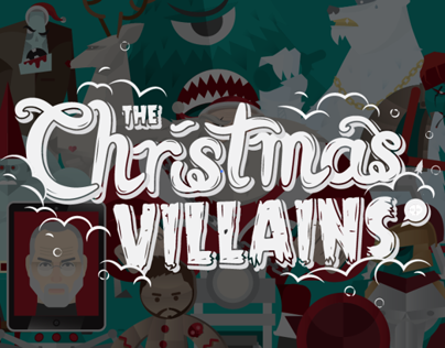 The Christmas Villains