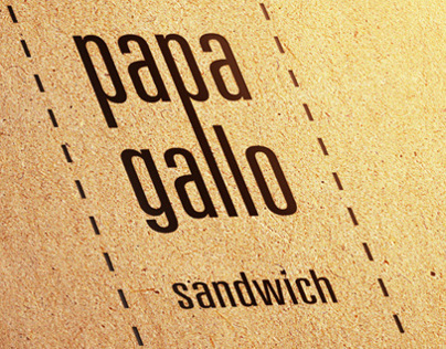 Papagollo Sandwich