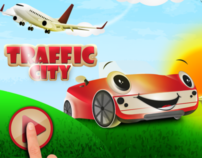Traffic City (Mobile Game)